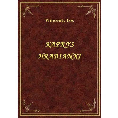 Kaprys Hrabianki (9788328431645)