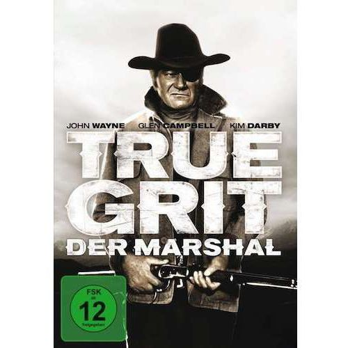 Prawdziwe Męstwo Western [DVD]