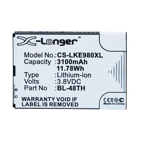 LG E940 / BL-48TH 3100mAh 11.78Wh Li-Ion 3.8V (Cameron Sino)