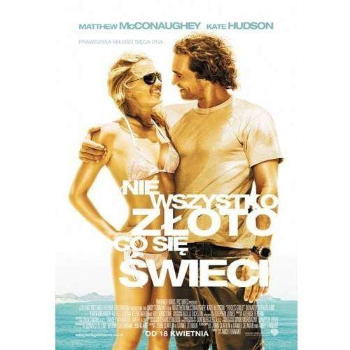 Galapagos Nie wszystko złoto co się świeci (dvd) zakochane kino (płyta dvd) (7321909294462)