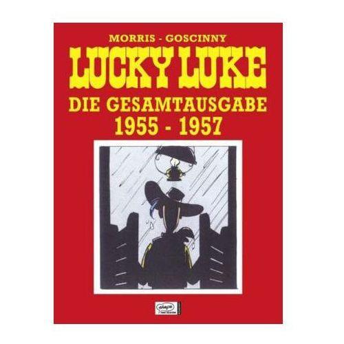 Lucky Luke, Die Gesamtausgabe, 1955-1957 (9783770421336)
