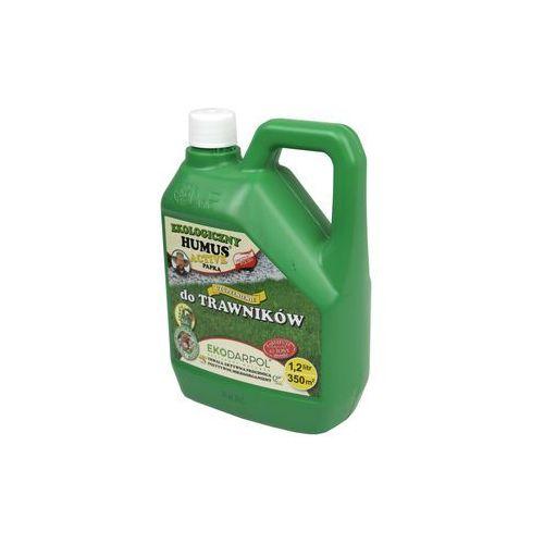 Ekologiczny płynny nawóz do trawy 1,2l humus active uzupełnienie marki Ekodarpol
