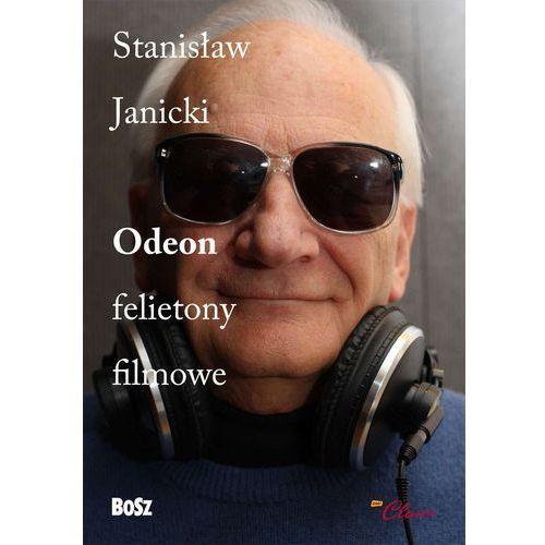 Odeon Felietony filmowe - Stanisław Janicki, oprawa twarda