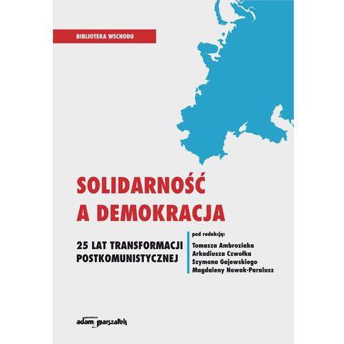 Solidarność a demokracja