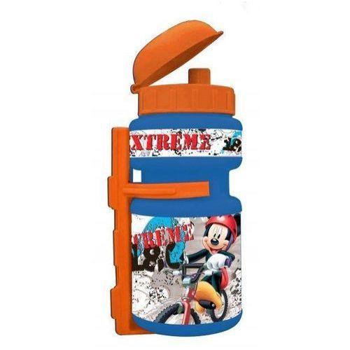 Bidon Rowerowy, Plastikowy - Myszka Mickey - Disney, Pomarańczowy, Licencja Disney z Tinkerbell