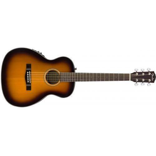 ct-140se sunburst, with case gitara akustyczna marki Fender