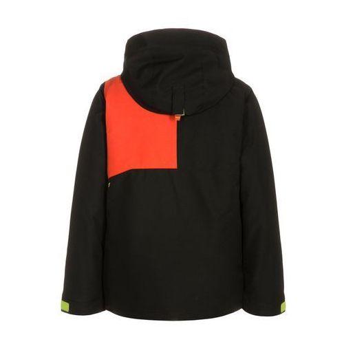 Ziener ALMIN Kurtka narciarska black - produkt z kategorii- kurtki dla dzieci