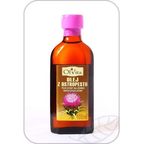 Olvita : olej z nasion ostropestu - 100 ml (5907591923402)