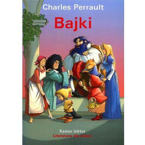 Bajki Kanon Lektur Charles Perrault - Praca zbiorowa, Siedmioróg