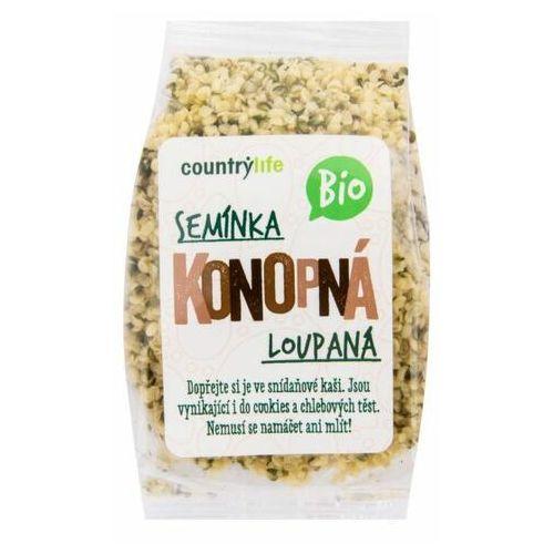 Country life bio obrane nasiona konopi 250 g
