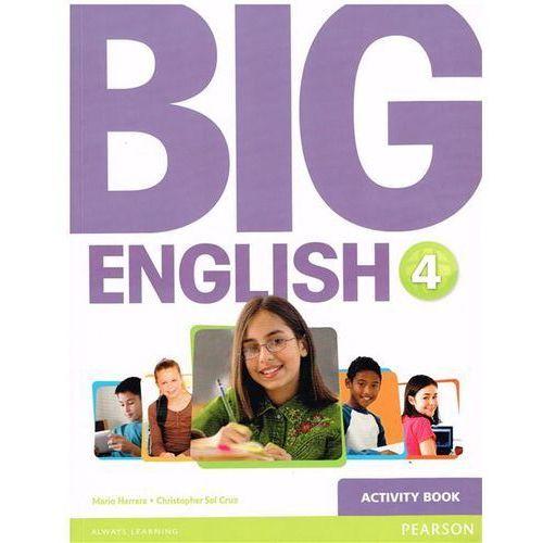 Big English 4. Ćwiczenia (2014)