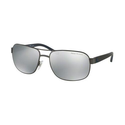 Polo ralph lauren Okulary słoneczne ph3093 polarized 9157z3