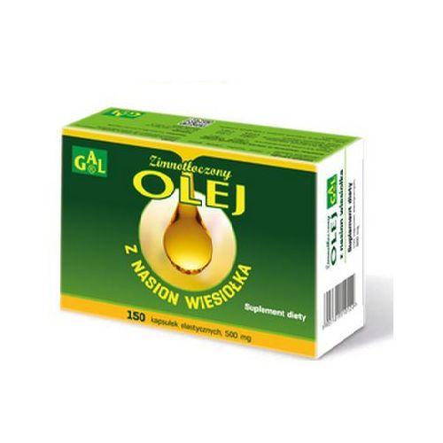 Olej z nasion wiesiołka 150 kaps. (5907501110120)