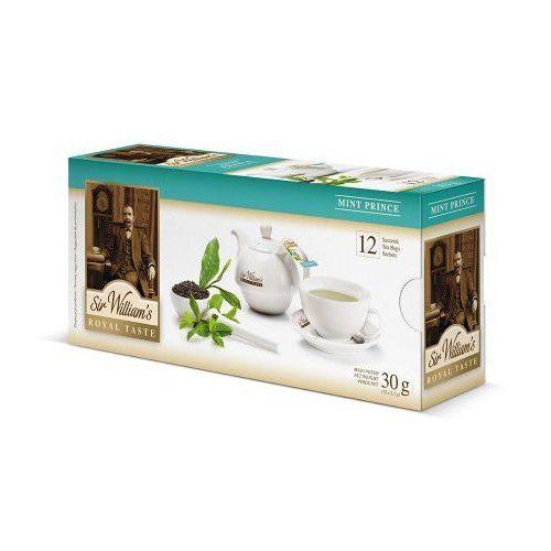 Herbata Sir William's Royal Taste Mint Prince (5903240323364)