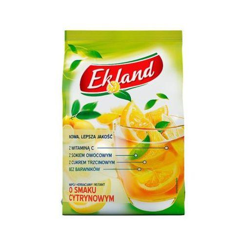 Maspex Ekland 300g napój herbaciany instant o smaku cytrynowym z witaminą c