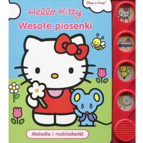 Hello Kitty Wesołe piosenki Melodie i rozkładanki - Jeśli zamówisz do 14:00, wyślemy tego samego dnia. Darmowa dostawa, już od 99,99 zł.