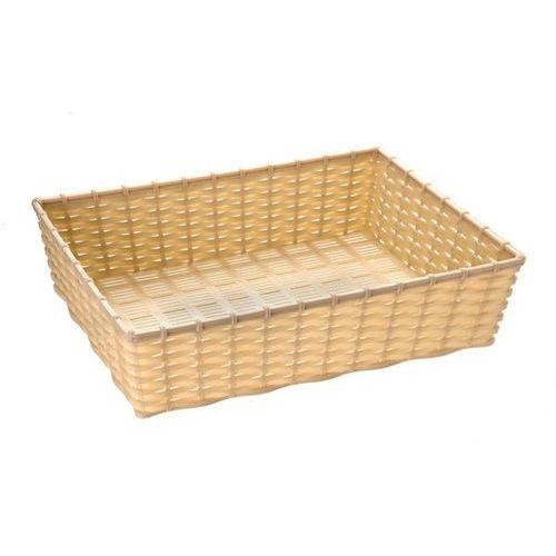 Aps Koszyk prostokątny do chleba lub owoców | 395x295x(h)100mm | różne kolory