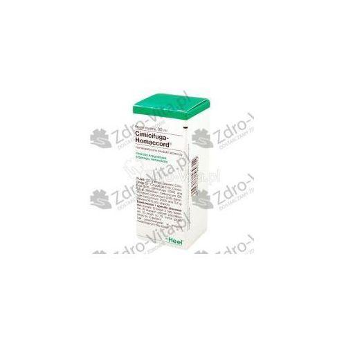 HEEL CIMICIFUGA HOM. KROPLE 30 ML (Homeopatia)