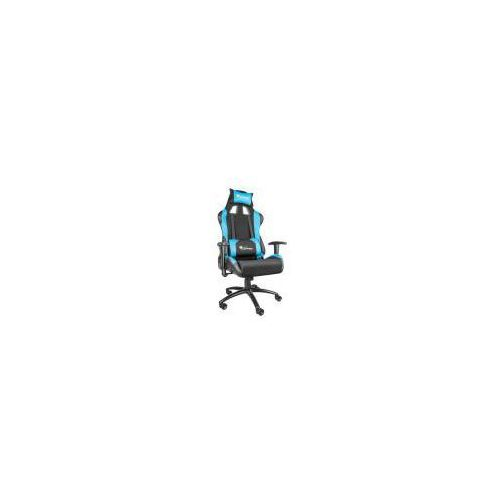 Fotel Genesis Nitro 550 czarno-niebieski (NFG-0783) Darmowy odbiór w 20 miastach! (5901969405545)