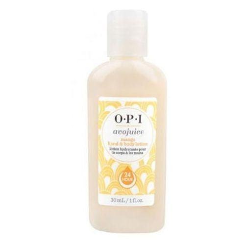 Opi avojuice mango hand & body lotion balsam do dłoni i ciała - mango (28 ml)