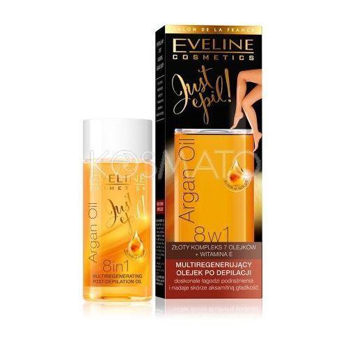 Argan Oil Olejek Po Depilacji 9w1, 75 ml, Eveline