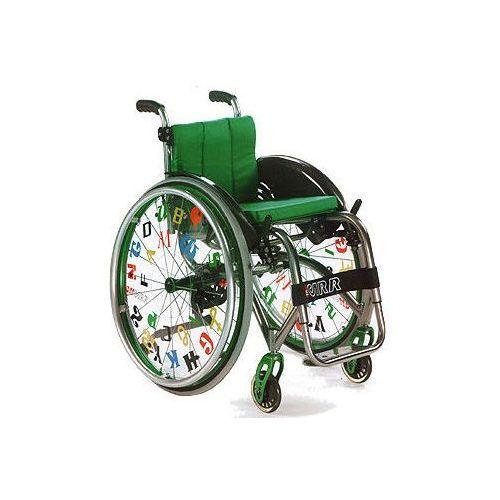 Wózek inwalidzki do aktywnej rehabilitacji Offcarr Quasar Kid, kup u jednego z partnerów
