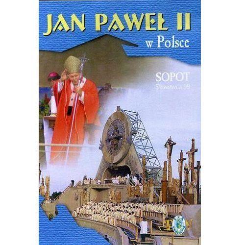 Jan paweł ii w polsce 1999 r - sopot - dvd marki Fundacja lux veritatis