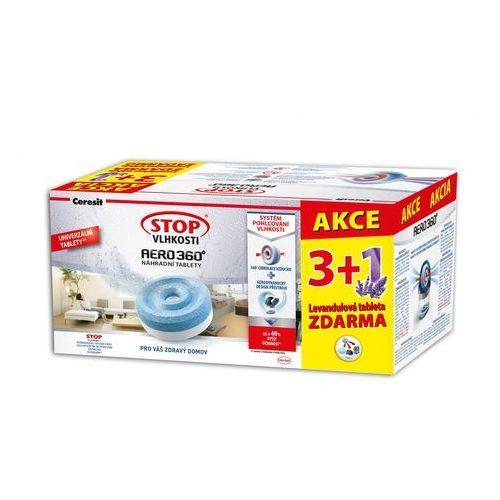Ceresit Stop wilgoci AERO 360° tabletki lawenda 4 x 450 g 4 - sprawdź w wybranym sklepie