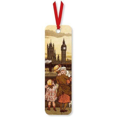 Zakładka do książki View of Big Ben. Darmowy odbiór w niemal 100 księgarniach!