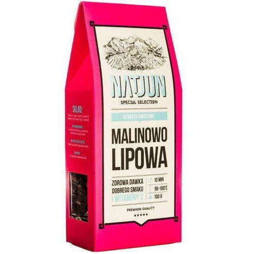 Natjun herbata owocowa malinowo-lipowa 100g