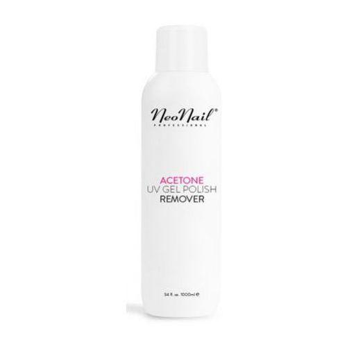 acetone uv gel polish remover czysty aceton kosmetyczny (1000 ml) marki Neonail