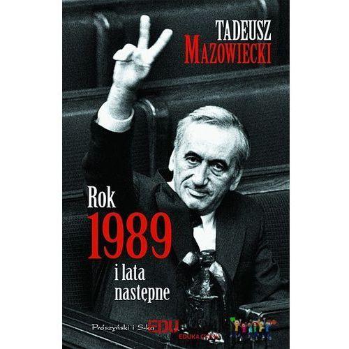 Rok 1989 i lata następne (OT) (kategoria: Wywiady)