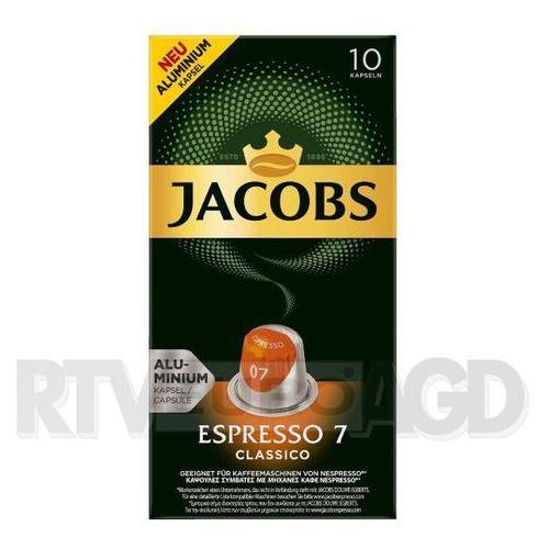 Jacobs espresso 7 classico 10 kapsułek