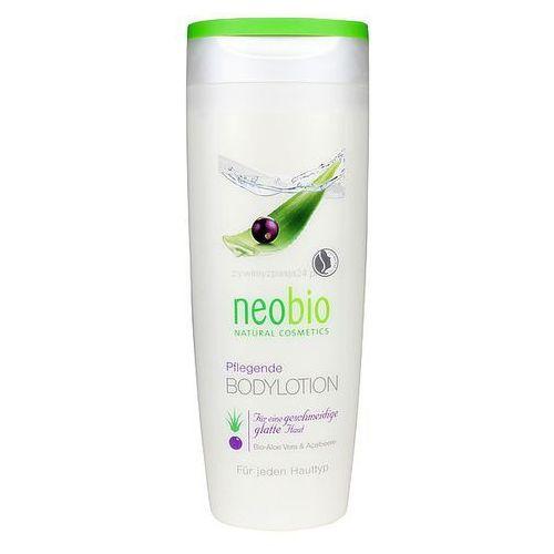 Balsam do ciała z wyciągiem z aloesu i jagód acai eko 250 ml - neobio marki Neobio (kosmetyki eko)