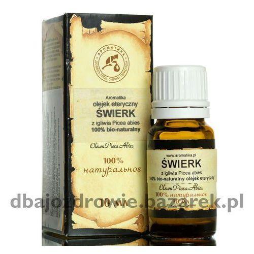 Olejek Świerkowy (Świerk), Aromatika 10 ml, 2497524