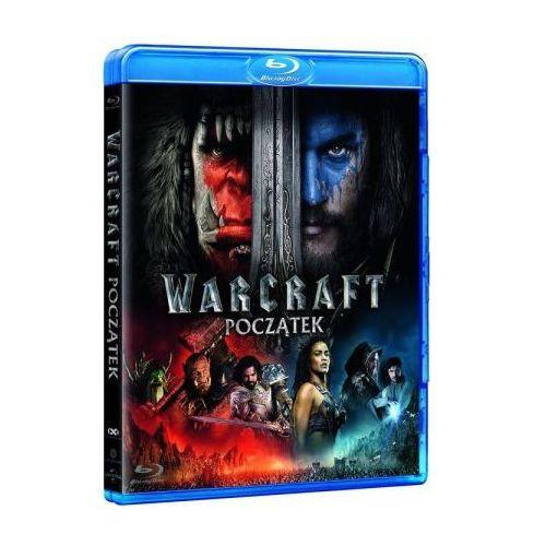 Filmostrada Warcraft: początek (bd) (5902115602429)