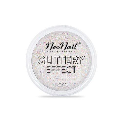 Neonail Pyłek glittery effect no. 03