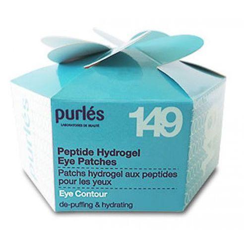 Purles PEPTIDE HYDROGEL EYE PATCHES Peptydowe hydrożelowe płatki pod oczy (149)
