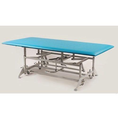 Rehabilitacyjny stół stacjonarny sr-3-b bobath, marki Techmed