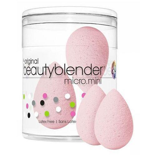 bubble micro mini rose   gąbka do makijażu marki Beauty blender