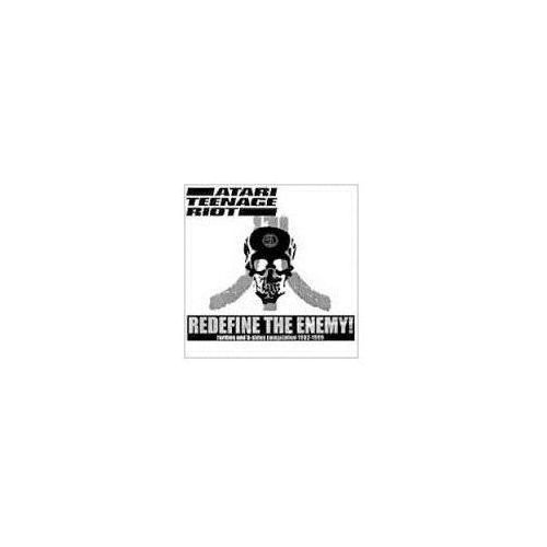 Redefine The Enemy - Atari Teenage Riot (Płyta CD) (0690261003423)