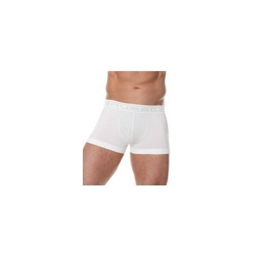 5ccb9a4aea2434 Brubeck Bezszwowe bokserki męskie comfort cotton bx10050 białe 29,90 zł Męskie  bokserki bezszwowe Comfort Cotton marki Brubeck BX10050.
