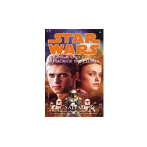Star Wars: Episode II - Attack of the Clones (9780099410577)