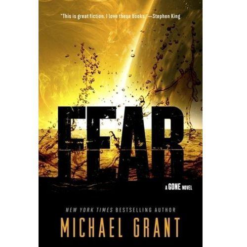 Fear. Gone - Angst, englische Ausgabe