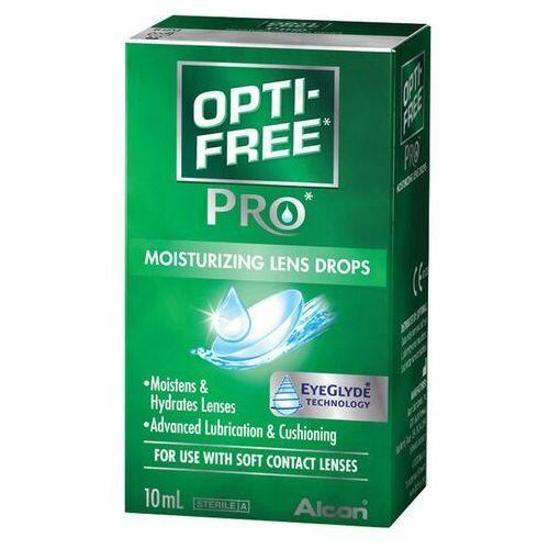Opti-free pro krople nawilżające do soczewek 10 ml marki Alcon