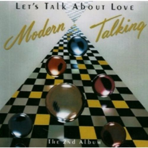 Bmg sony music Modern talking - let's talk about love (4007192595112)