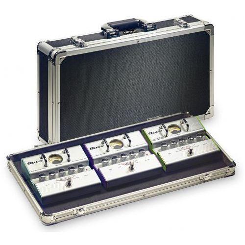 upc-500 walizka transportowa na efekty, pedalboard marki Stagg