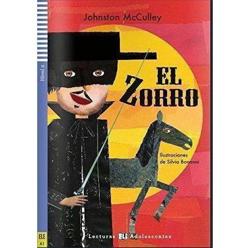 Lecturas ELI Infantiles y Juveniles - El Zorro + CD Audio (2012)