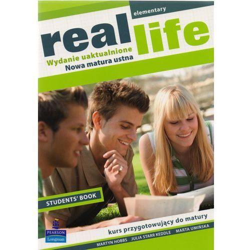 Real Life. Elementary Student s Book, oprawa miękka