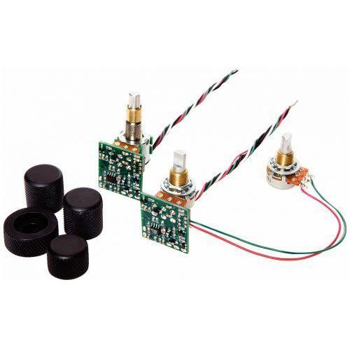 Seymour duncan stc 2s bo blackouts bass preamp, 2 band separate eq, 2-pasmowy przedwzmacniacz blackouts do pasywnych i aktywnych przetworników